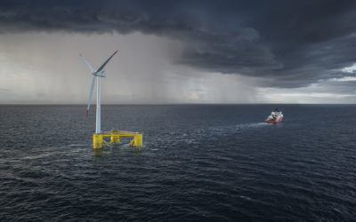 Blue Gem Wind sets up Pembroke Dock HQ and begins expanding team to focus on floating offshore wind in the Celtic Sea