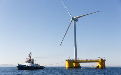 Marine Energy Wales welcomes new member Blue Gem Wind