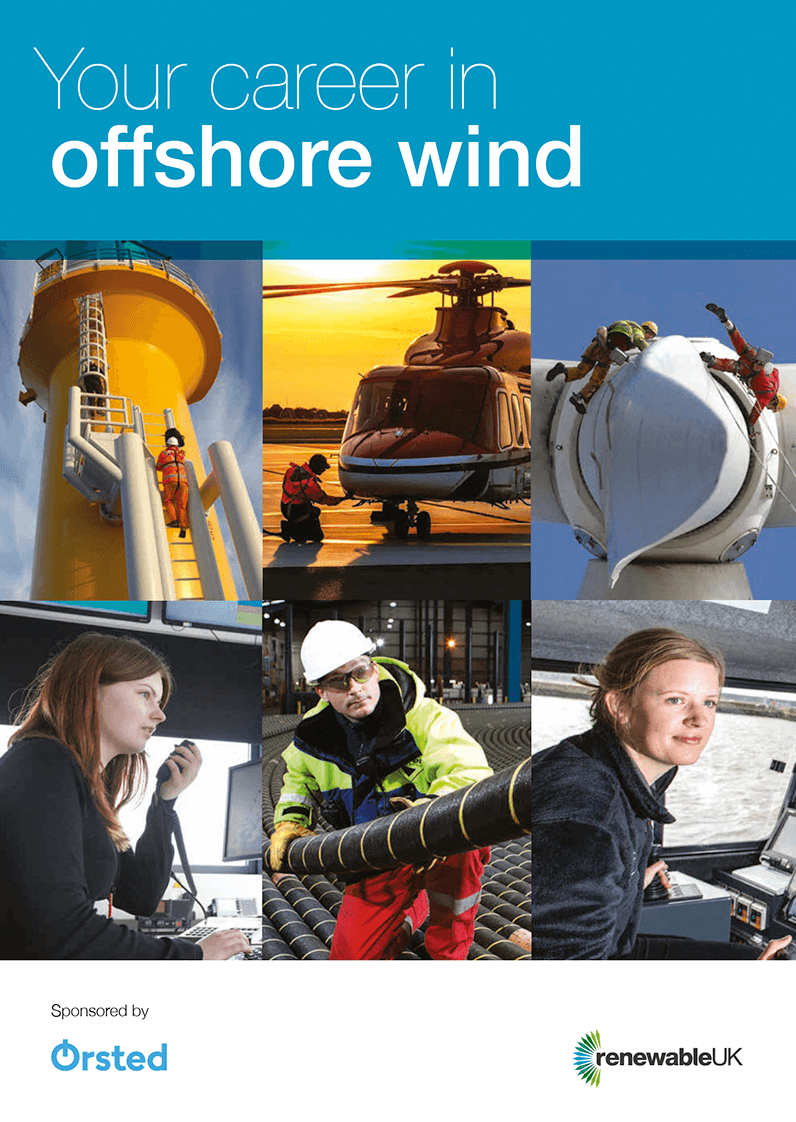 Your career in offshore wind