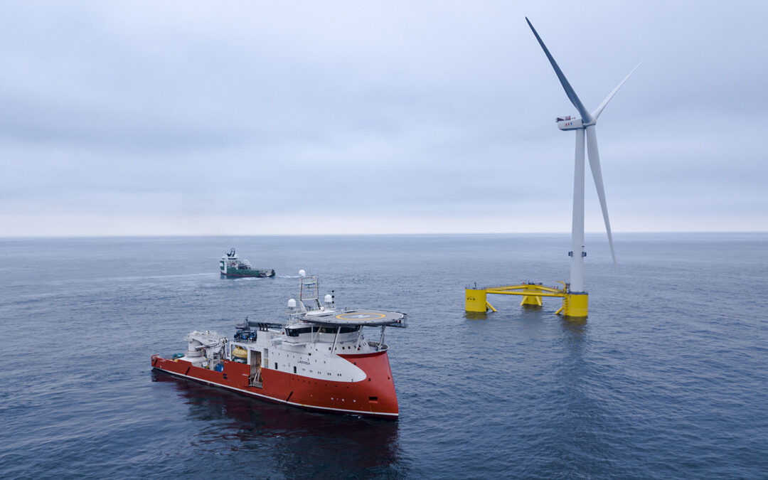 Blue Gem Wind welcomes new UK floating offshore wind target