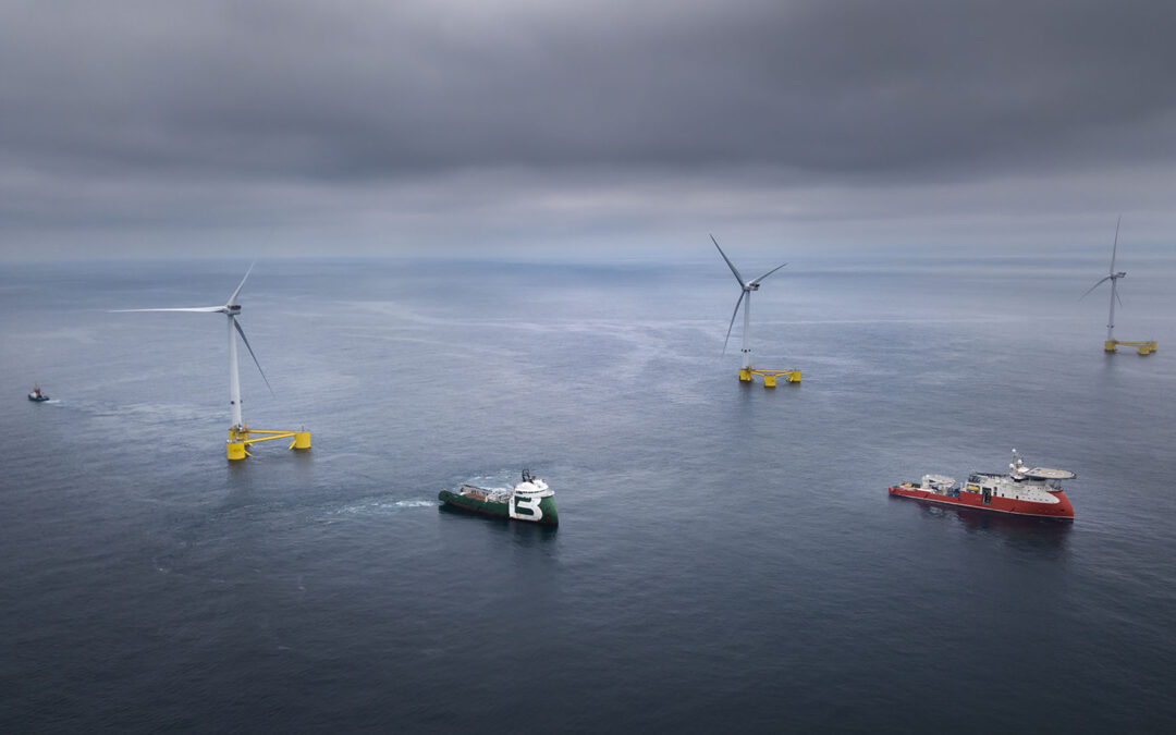Blue Gem Wind launches online supply chain database and records over 80% UK content to date