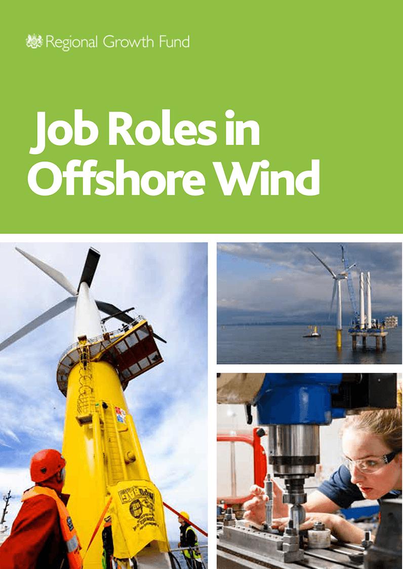 Job Roles in Offshore Wind