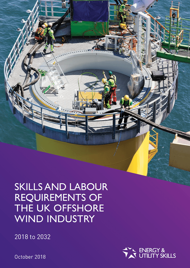 Skills and Labour Requirements UK Offshore Wind Industry