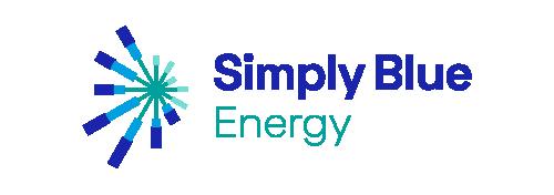 Simply Blue Energy Logo