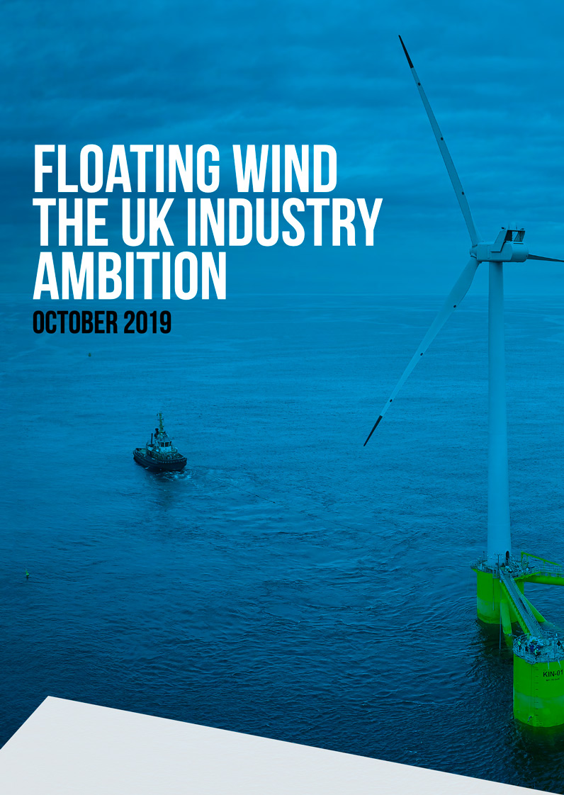 Floating Wind The UK Industry Ambition